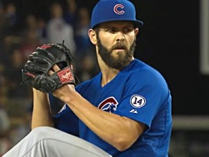 jake arrieta cubs road