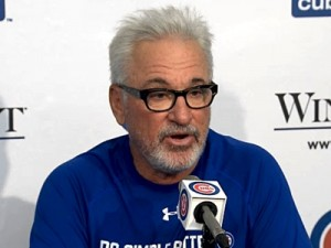 joe maddon beard