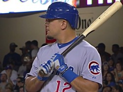 Kyle Schwarber Takes a Spill, We Get a Chuckle (VIDEO)
