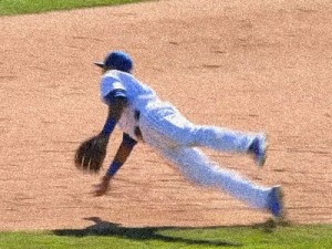 addison russell dive art