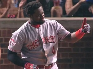 brandon phillips thumbs up