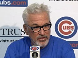 Joe Maddon's Authentic Word for the Cubs in 2017