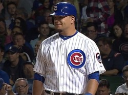 Kyle Schwarber Crushes Golf Balls, Too (VIDEO)