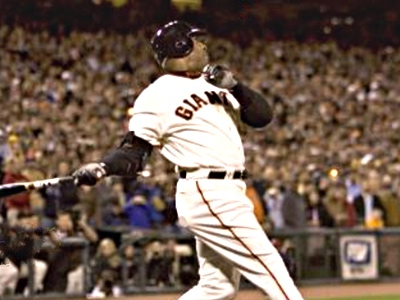 barry bonds giants