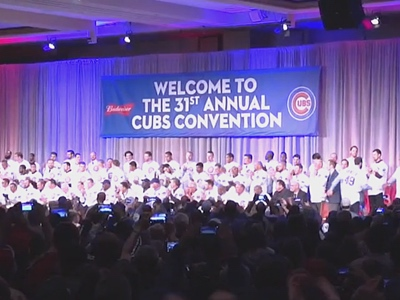 cubs convention 2016