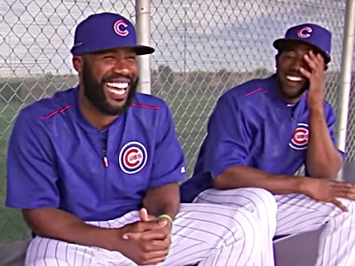jason heyward dexter fowler laugh funny