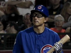 Munenori Kawasaki Added to 40-Man Roster, Optioned to Iowa