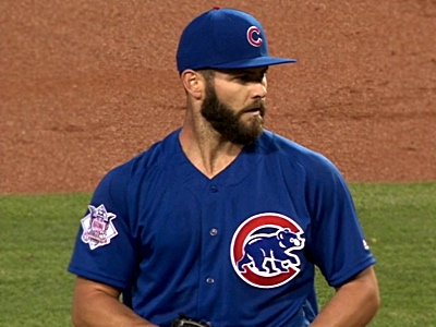 jake arrieta cubs road blue
