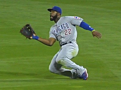 jason heyward cubs outfield