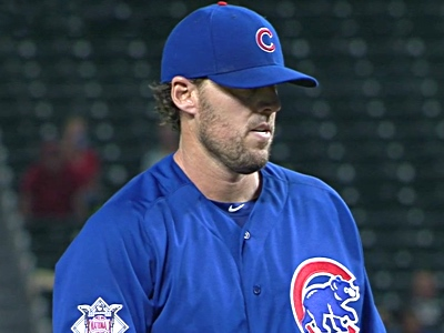john lackey cubs