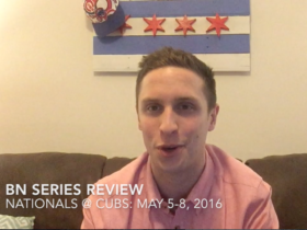 BN Series Review: Another Sweep! Four Games Over the Nationals!