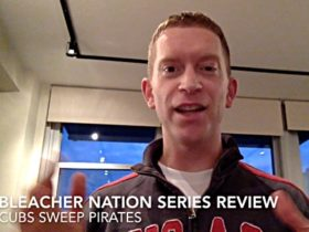 BN Series Review: Cubs Sweep the Pirates! Let's Road Trip Together!