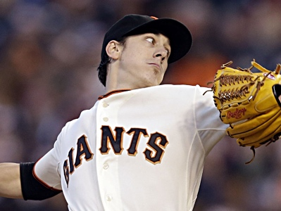 tim lincecum giants