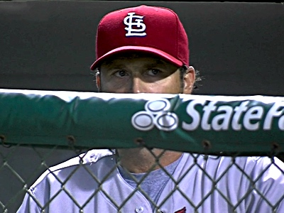 mike matheny cardinals face