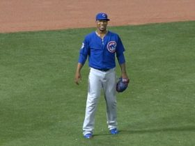 Pedro Strop is Running, Pitching on Flat Ground, Might Be a Machine