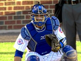 How Did Willson Contreras Look Behind the Plate, and How Often Will We See Him?