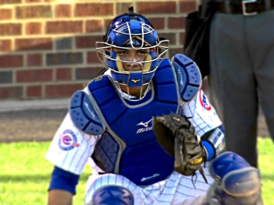 willson contreras cubs catcher