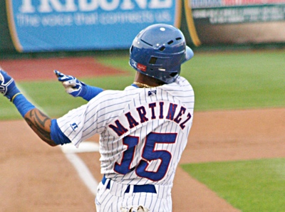eddy martinez south bend cubs