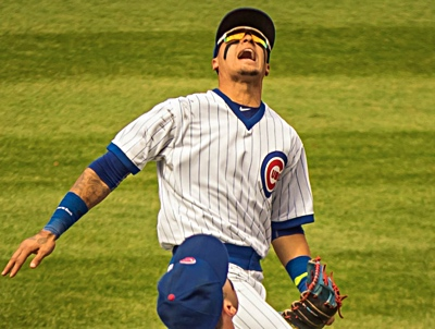 javy baez pop up catch