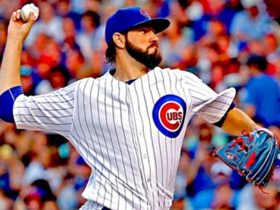 Jason Hammel's Dominant Outing, Increasingly Dominant Season