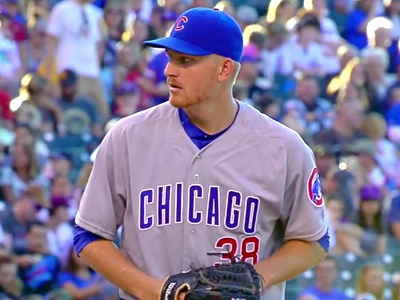 mike montgomery cubs