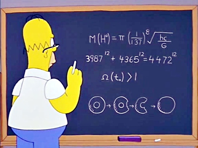 Homer-math-chalk-board-simpsons