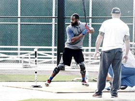 Great Longer Video of Jason Heyward Working on His Swing