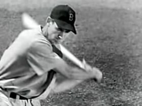 BIF: Ever Wonder What Was the Worst Season of Ted Williams' Career?