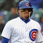 Javy Baez Departs Game After Fouling Ball Off Knee