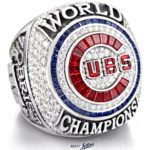 The Cubs Gave World Series Rings to Rick Renteria, Dale Sveum, and Jim Hendry