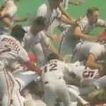 BIF: That Time Will Clark's Over-slide Caused a Crazy Giants-Cardinals Brawl