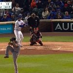 Anthony Rizzo Has Already Homered Twice Tonight with the Wind Blowing In!
