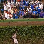 WATCH: Kris Bryant Homered Off of Jeff Samardzija! … Or Did He? Fan Reached Out Awfully Far