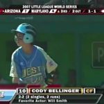 BIF: Watch Cody Bellinger Mash as a 12 Year Old in the 2007 Little League World Series