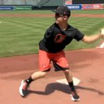 BIF: Remember That 14-Year Old Catcher With One Arm? The Orioles Invited Him Over for a Catching Clinic