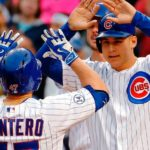 Anthony Rizzo is Not Happy With Miguel Montero