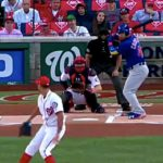 All Cubs Leadoff Hitters Are Unstoppable: Leadoff Homer for Willson Contreras (VIDEO)