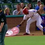 BIF: Fun-Hating Umpire Ejects Adrian Beltre for Playing with the On-Deck Circle