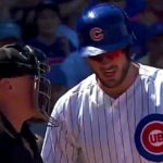 Kris Bryant Was Just Ejected for the First Time in His Career Because of a Terrible Call