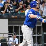 It's Very Early, but … Kyle Schwarber Has Started to Hit Lefties