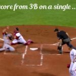 BIF: The Cardinals' Matt Carpenter Couldn't Score from Third on a Single to Center Field (lulz)