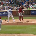 GRAND BOOM: Cubs Load the Bases in the First, and Anthony Rizzo Unloads Them (VIDEO)