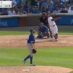 Javy Baez Hooks the Cubs Up with a Massive Insurance Bomb (VIDEO)