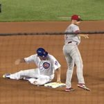 FOLKS: John Lackey Stole a Base! (And Then Got Picked Off on a Walk)