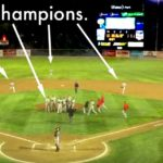 BIF: Oof! Team Storms the Field to Celebrate a Championship They Didn't Actually Win, Before Losing in 17 Innings