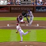 VROOM VROOM! Addison Russell Clears the Bases with a 2-Out Double in the First! (VIDEO)