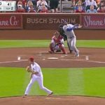 Fireworks: Cardinals Apparently Really Liked Kris Bryant's 29th Home Run (VIDEO)