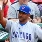 Nationals May Want to Hire Cubs Bench Coach Dave Martinez