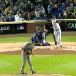 Contreras and Javy Take Alex Wood DEEP in the Bottom of the Second Inning (VIDEO)