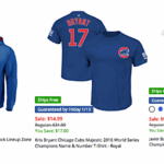 Sponsored Heads Up: Fanatics Put a Ton of Cubs Gear Back on Clearance